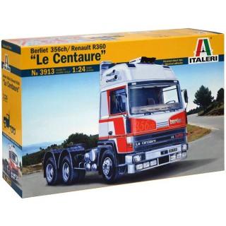 "Model Kit truck 3913 - BERLIET/RENAULT R360 ""LE CENTAURE"" (1:24)"