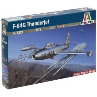 Model Kit letadlo 1321 - F/84G (1:72)