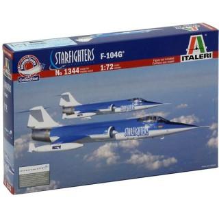 Model Kit letadlo 1344 - F.104G (1:72)