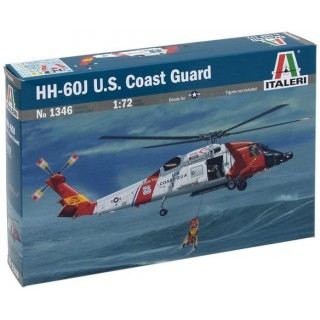 Model Kit vrtulník 1346 - HH/60J US Coast Guard (1:72)