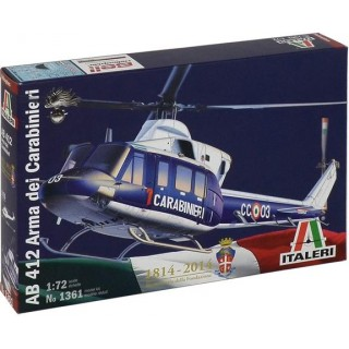 Model Kit vrtulník 1361 - AB.412 (1:72)