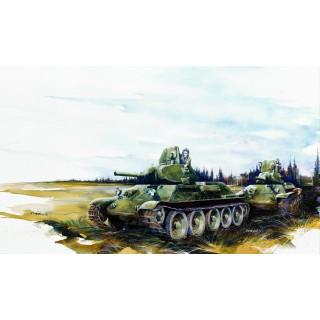 Model Kit tank 6092 - T-34/76 Mod. 1940 (1:35)