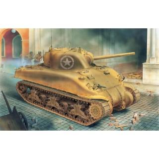 Model Kit tank 6404 - U.S. M4A1 DV (SMART KIT) (1:35)