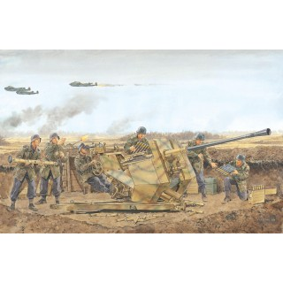 Model Kit military 6483 - 3,7cm FlaK 37 ( Smart Kit) (1:35)
