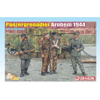 Model Kit figurky 6648 - PANZERGRENADIER ARNHEM 1944 (1:35)