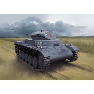 Model Kit military 6687 - PZ.KPFW.II AUSF.A POLAND 1939 (1:35)