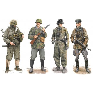 Model Kit figurky 6706 - DAS REICH DIVISION (EASTERN FRONT 1942-43) (1:35)