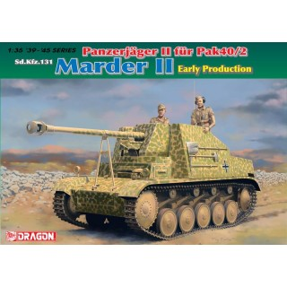 Model Kit military 6769 - Marder II Early Production (1:35)