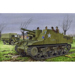 Model Kit military 6793 - SEXTON II LATE PRODUCTION, CANADIAN ARMY (SMART KIT) (1:35)