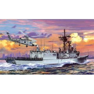Model Kit loď 7068 - U.S.S. INGRAHAM FFG-61 (1:700)