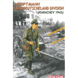 "Model Kit figurky 1627 - HAUPTMANN ""GD"" DIV (KARACHEV 1943) (1:16)"