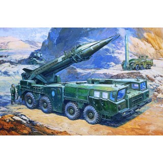 Model Kit military 3520 - SS-1c 'SCUD B' w/MAZ-543 TEL (1:35)