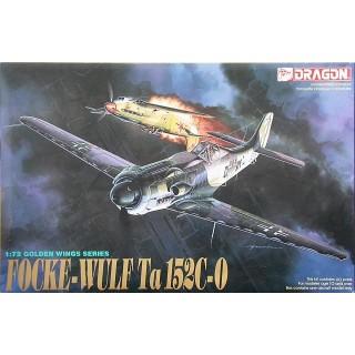 Model Kit letadlo 5007 - FOCKE-WOLF TA-152C - 0 (1:72)
