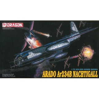 Model Kit letadlo 5012 - AR234B NACHTIGALL (1:72)