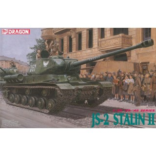 Model Kit tank 6012 - JS-2 STALIN II (1:35)