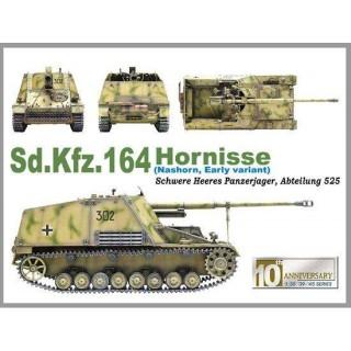 Model Kit military 6165 - SD.KFZ.164 HORNISSE (1:35)