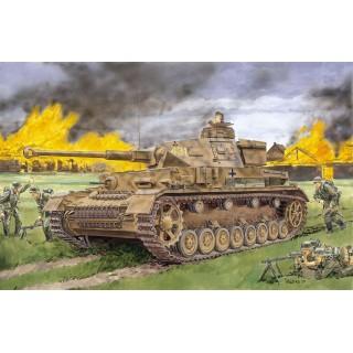 Model Kit tank 6360 - Pz.Kpfw.IV Ausf.F2(G) (SMART KIT) (1:35)