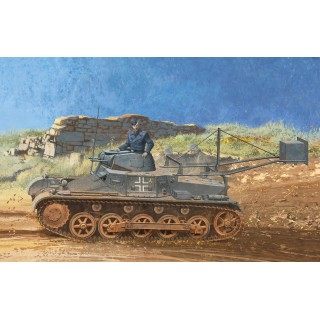 Model Kit military 6480 - Pz. Kpfw. I AUSF.B LADUNGSLEGER (1:35)