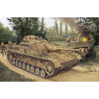 Model Kit military 6520 - Sd.Kfz.167 StuG.IV EARLY PRODUCTION (SMART KIT) (1:35)