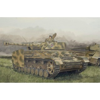 Model Kit tank 6594 - PZ.KPFW. IV AUSF.G APR-MAY 1943 PRODUCTION (1:35)