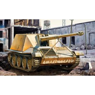 Model Kit military 6728 - ARDELT-RHEINMETALL 8,8 PaK 43 WAFFENTRÄGER (1:35)
