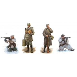 Model Kit figurky 6782 - Battle of Kharkov 1943 (1:35)