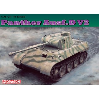 Model Kit tank 6822 - Panther Ausf.D V2 (1:35)