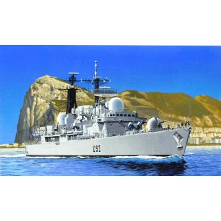 Model Kit loď 7069 - H.M.S. LIVERPOOL, TYPE 42 DESTROYER BATCH 2 (PREMIUM EDITION) (1:700)