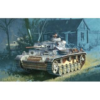 Model Kit tank 7290 - Pz.Kpfw.III Ausf.M w/WADING MUFFLER (1:72)