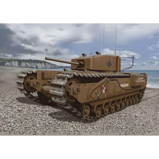 Model Kit military 7510 - Churchill Mk. III, Dieppe 1942 (1:72)