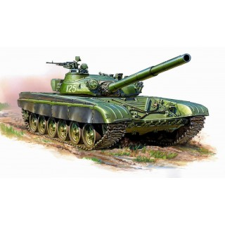 Model Kit tank 3550 - MBT-70 (KPZ.70) (1:35)