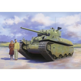 Model Kit tank 6798 - M6 HEAVY TANK (1:35)