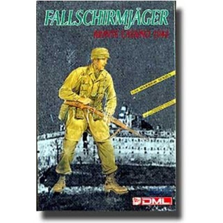 Model Kit figurky 1603 - FALLSCHIRMJAGER (MONTE CASSINO 1944) (1:16)