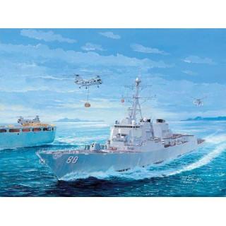 Model Kit loď 7039 - U.S.S. ROOSEVELT DDG-80 (1:700)