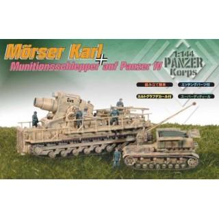 Model Kit military 14510 - Mörser Karl (1:144)