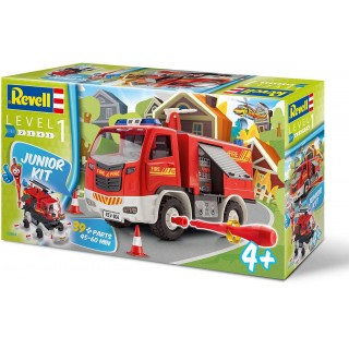 Junior Kit auto 00804 - Fire Truck (1:20)