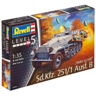 "Plastic ModelKit military 03248 - Sd.Kfz. 251/1 Ausf. B ""Stuka zu Fuß"" (1:35)"