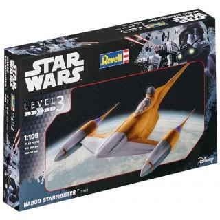 Plastic ModelKit SW 03611 - Naboo Starfighter (1:109)
