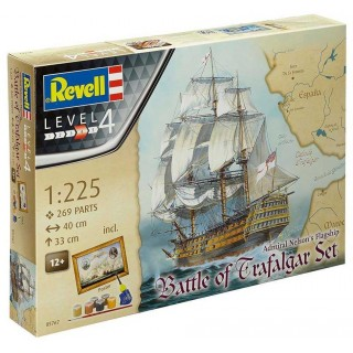 "Gift-Set loď 05767 - ""Battle of Trafalgar"" (1:225)"