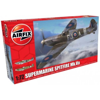 Clasic Kit letadlo A02102 - Supermarine Spitfire Mk.Va (1:72)