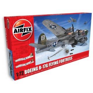 Classic Kit letadlo A08017 - Boeing B-17G FLYING FORTRESS (1:72)