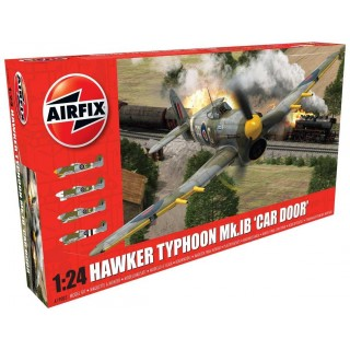 Classic Kit letadlo A19003 - HAWKER TYPHOON 1B- CAR DOOR (1:24)