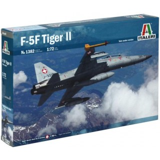 Model Kit letadlo 1382 - F-5 F Twin Seater (1:72)