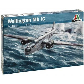 Model Kit letadlo 1383 - WELLINGTON Mk IC (1:72)