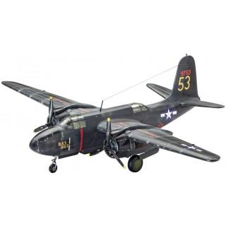 Plastic ModelKit letadlo 03939 - P-70 Nighthawk (1:72)