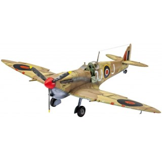 Plastic ModelKit letadlo 03940 - Spitfire Mk.Vc (1:48)