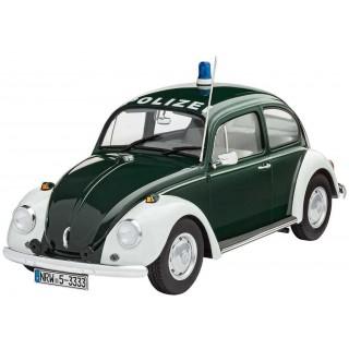 "Plastic ModelKit auto 07035 - VW Beetle ""Police"" (1:24)"