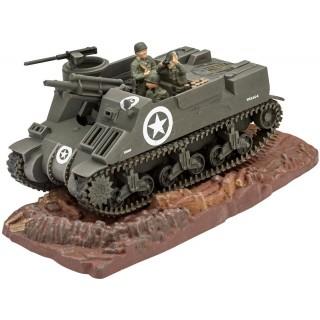 "Plastic ModelKit tank 03216 - M7 HMC ""Priest"" (1:76)"