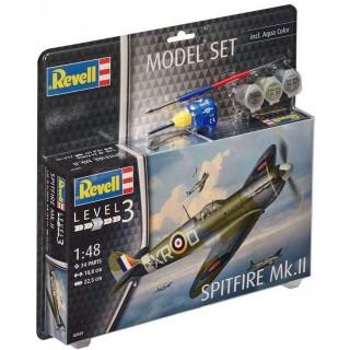 ModelSet letadlo 63959 - Spitfire Mk.II (1:48)