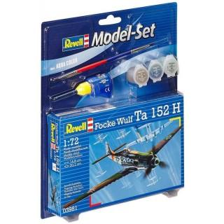 ModelSet letadlo 63981 - Focke Wulf Ta 1 (1:72)